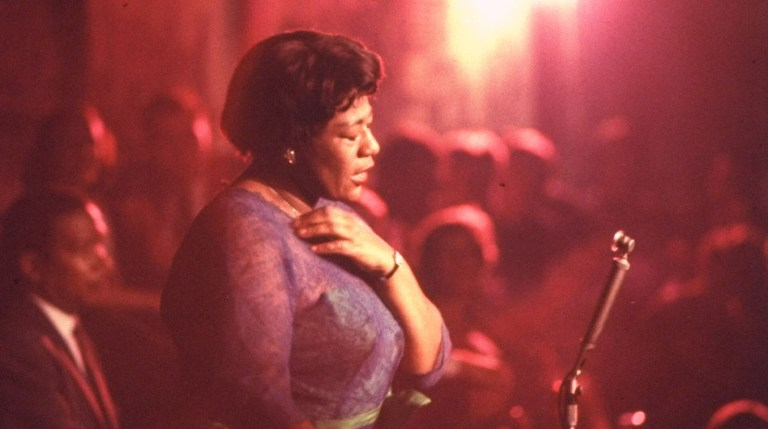 Films in London today: ELLA FITZGERALD: JUST ONE OF THOSE THINGS at Picturehouse Central (03 JUN).