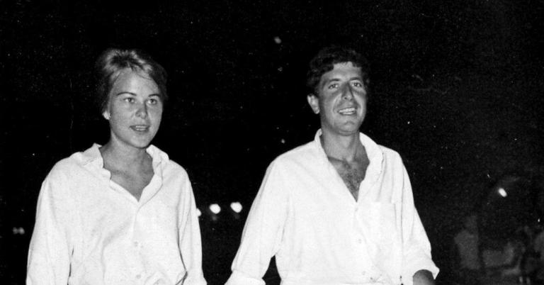 Films in London today: MARIANNE & LEONARD: WORDS OF LOVE at ArtHouse Crouch End (26 JUL to 01 AUG).