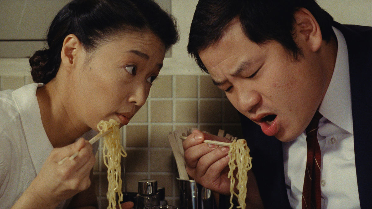 Films in London today: TAMPOPO at Whirled Cinema (28 JUL).