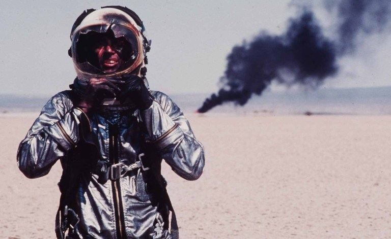 Films in London today: THE RIGHT STUFF at The Prince Charles (20 JUL).