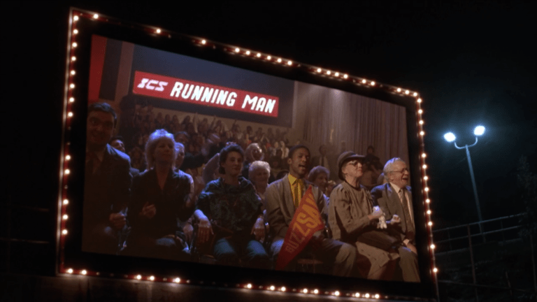 NOW BOOKING: THE RUNNING MAN part of DAYS OF FUTURE PAST at Regent Street Cinema (24 JUL).