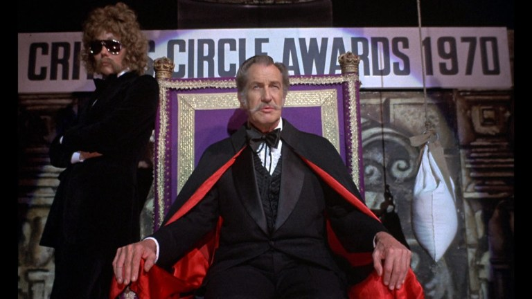 Films in London this week: THEATRE OF BLOOD at Classic Cinema Club - Ealing (26 JUL).