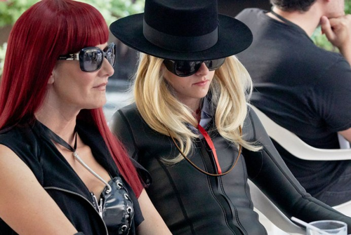 Films in London today: JT LEROY at Rio Cinema (03 AUG).