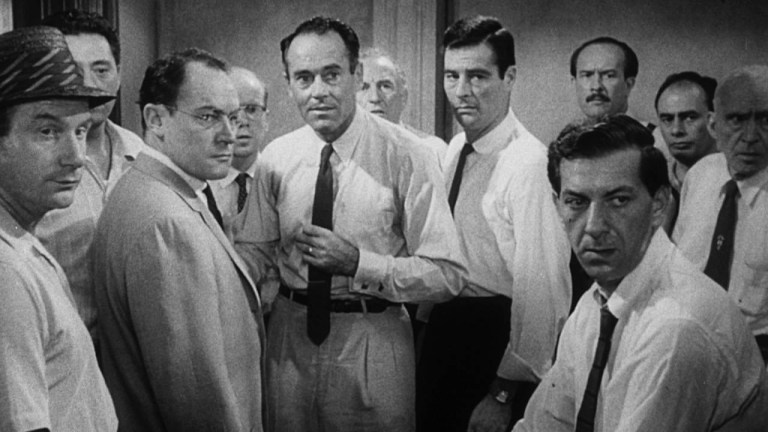 RADIANT CIRCUS #ScreenGuide Films in London today: 12 ANGRY MEN, part of IN THE EYES OF THE LAW at Ciné Lumière (08 SEP).