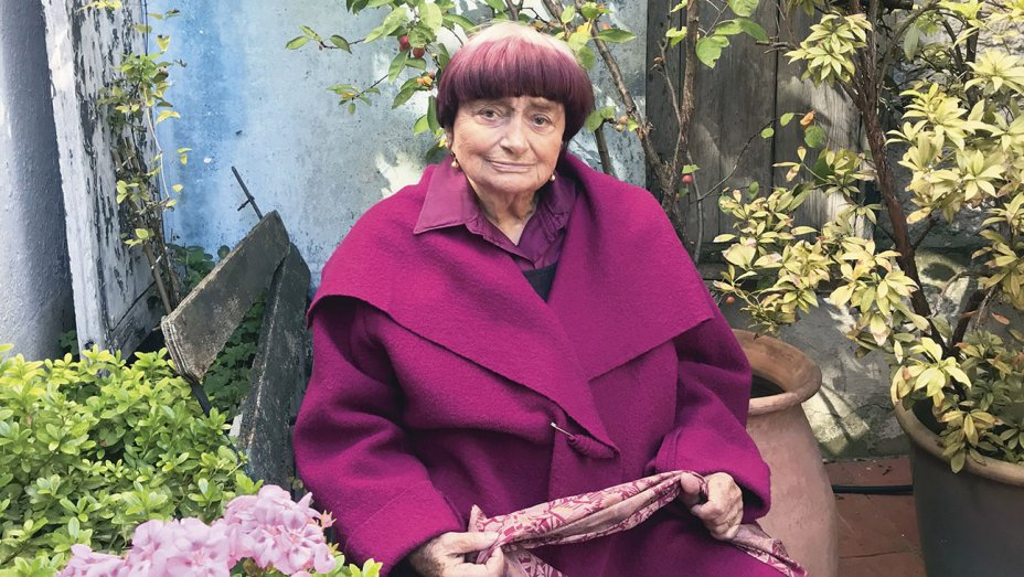Films in London today: VARDA BY AGNÈS at Watermans (21 SEP).