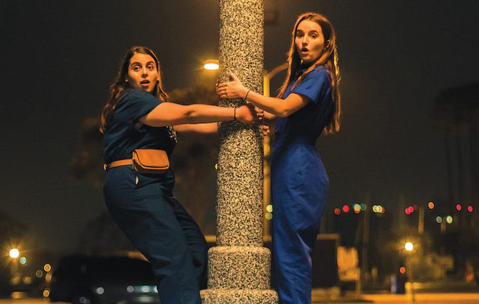 Films in London: BOOKSMART presented by Screen25 at Harris Academy South Norwood (25 OCT).