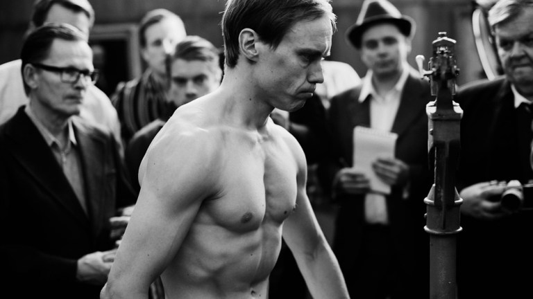 RADIANT CIRCUS #ScreenGuide - Richmond Film Society: THE HAPPIEST DAY IN THE LIFE OF OLLI MÄKI (05 NOV 2019).
