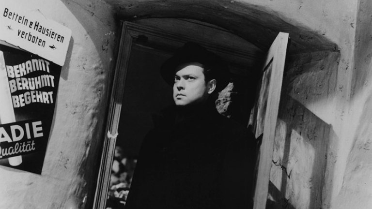Films in London today: THE THIRD MAN 4K at BFI (06 to 12 SEP).