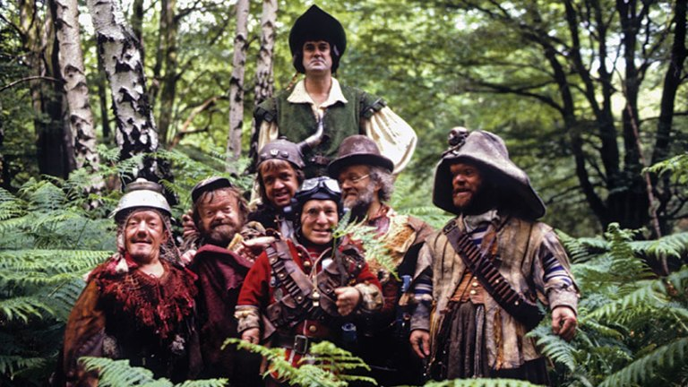RADIANT CIRCUS #ScreenGuide - Films in London today: TIME BANDITS, part of IT'S… MONTY PYTHON AT 50 at BFI (07 SEP).
