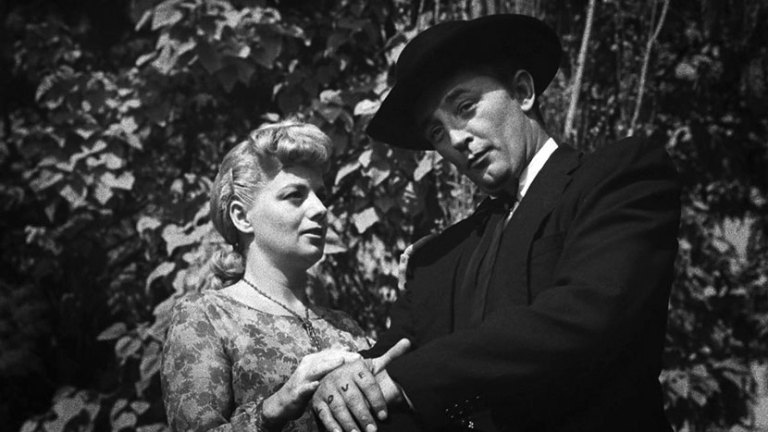 Films in London today: THE NIGHT OF THE HUNTER, part of BIG SCREEN CLASSICS at BFI (25 SEP).