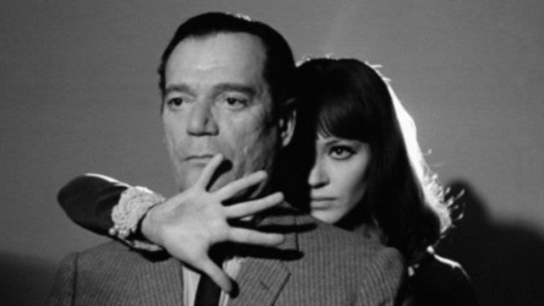 Films in London today: ALPHAVILLE 16mm at The Castle Cinema (26 SEP).