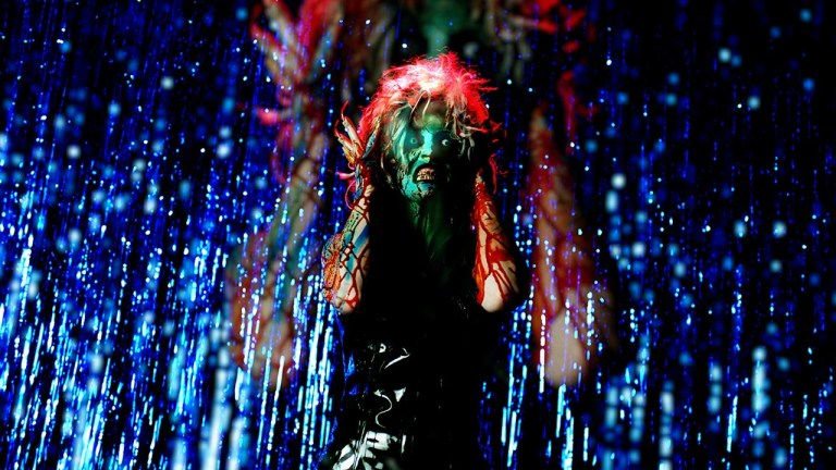 Halloween film events in London: BATHROOM TROLL, part of LUNCHTIME FILM SOCIETY HALLOWEEN SPECIAL at The Bridewell Theatre (31 OCT).