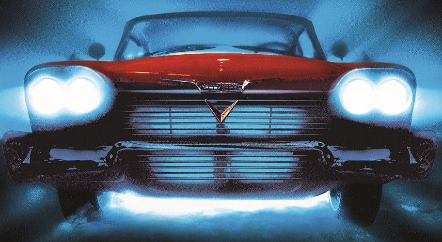 Halloween film events in London: CHRISTINE, part of Possessed at Catford Mews (26 OCT).