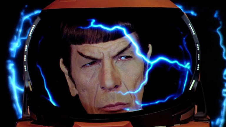 Films in London today: STAR TREK: THE MOTION PICTURE 35mm at The Prince Charles (18 NOV).