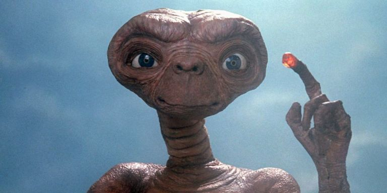 Films in London this week: E.T. THE EXTRA-TERRESTRIAL at The Castle Cinema (12 DEC).