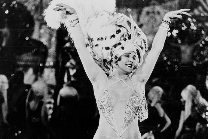 Films in London today: MOULIN ROUGE 35mm at The Cinema Museum (11 DEC).