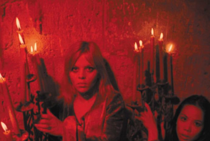 What to see in London today: LE FRISSON DES VAMPIRES, part of The Veiled Fang: Lesbian Vampire Erotics Of 70's Eurohorror at Helgi's (04 MAR).
