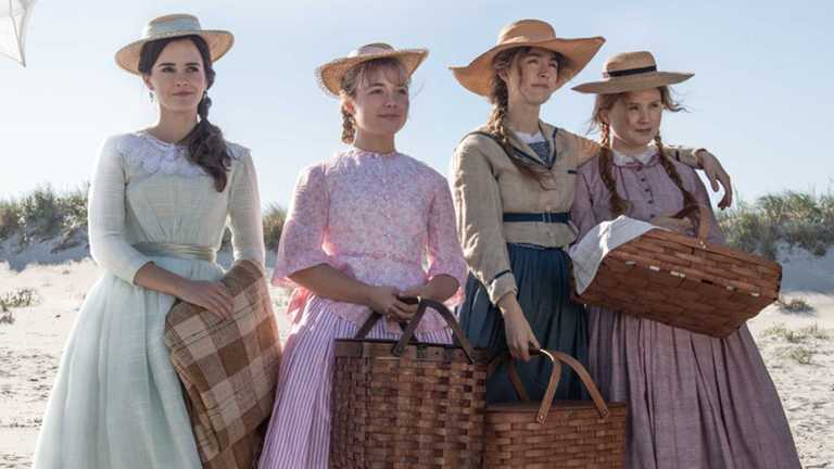 Films in London this week: LITTLE WOMEN, part of OSCAR® WEEK 2020 at Barbican (10 FEB).