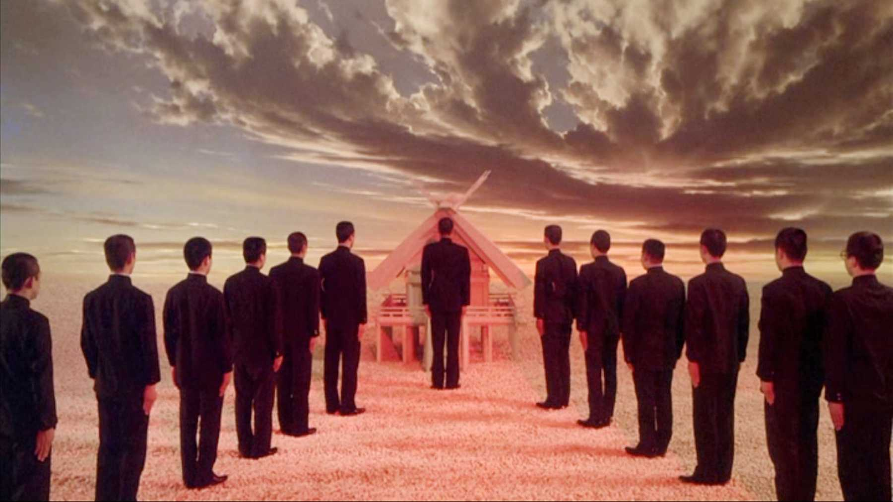Films in London today: MISHIMA - A LIFE IN FOUR CHAPTERS at Deptford Cinema (17 FEB).