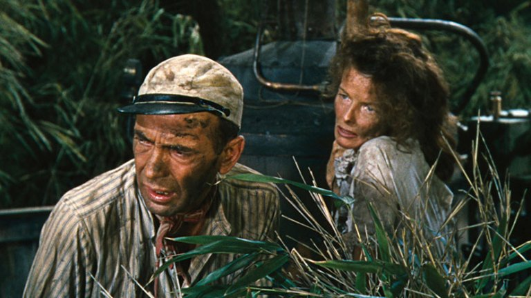 Films in London today: THE AFRICAN QUEEN, part of BIG SCREEN CLASSICS: MAN VS NATUREat BFI Southbank (03 FEB).