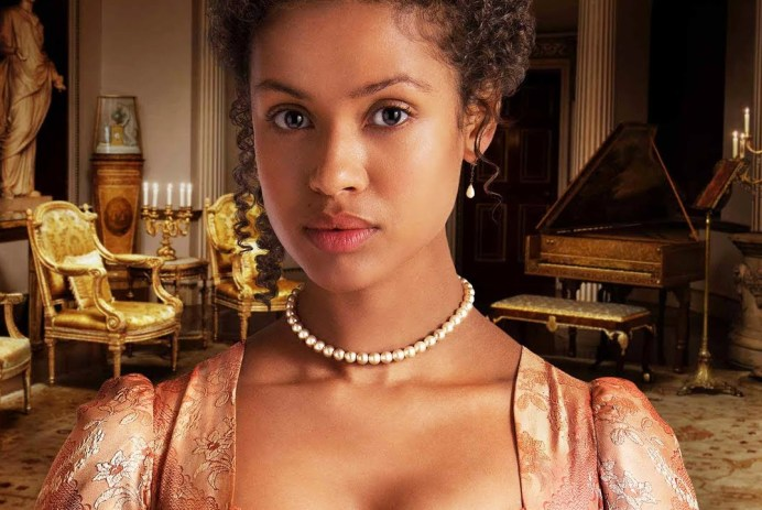This is a film still from BELLE by Amma Asante will be discussed at Watermans Arts Centre's No Ticket Required online event (29 June 2020).