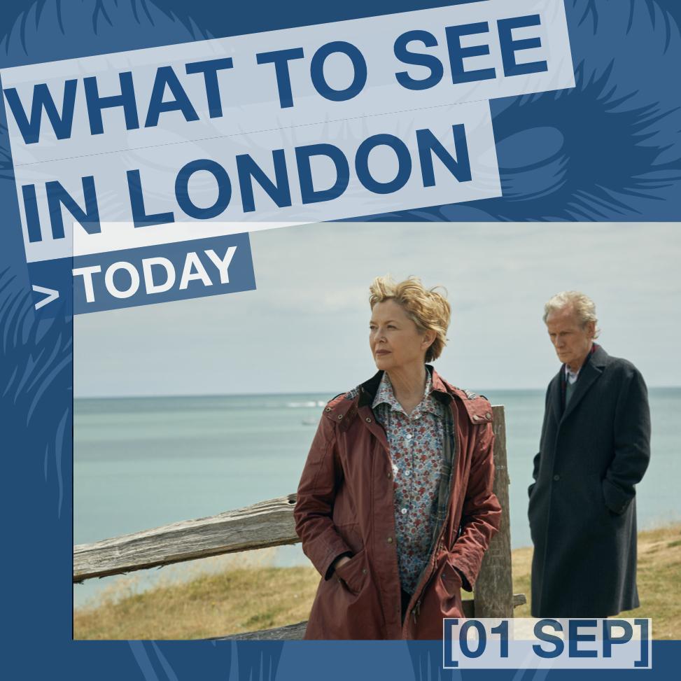 RADIANT CIRCUS - What to see in London this week: HOPE GAP at Watermans (01 SEP).