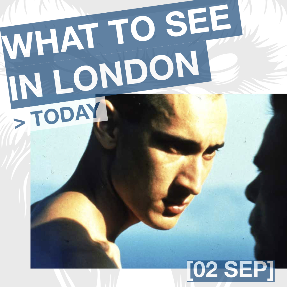 RADIANT CIRCUS - What to see in London this week: BEAU TRAVAIL at BFI Southbank (02 SEP).