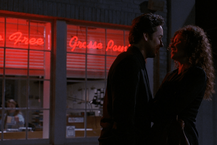 RADIANT CIRCUS - Featured Attraction Of The Week: GROSSE POINTE BLANK 35MM presented by The Celluloid Sorceress at Genesis Cinema (24 SEP).