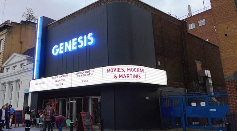 SCREEN NEWS: Genesis Cinema gets ready for al fresco drinks