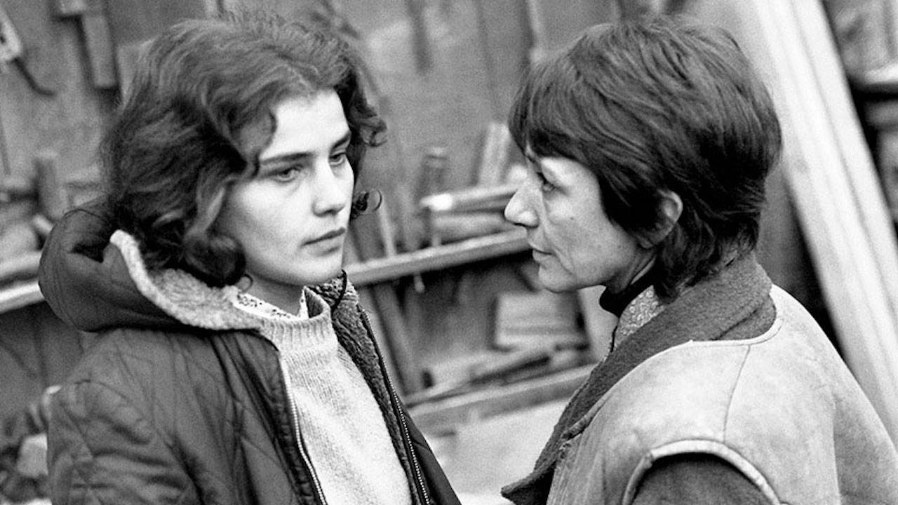 This is a film still from ADOPTION (1975) which screens at BFI today (12 July 2021).