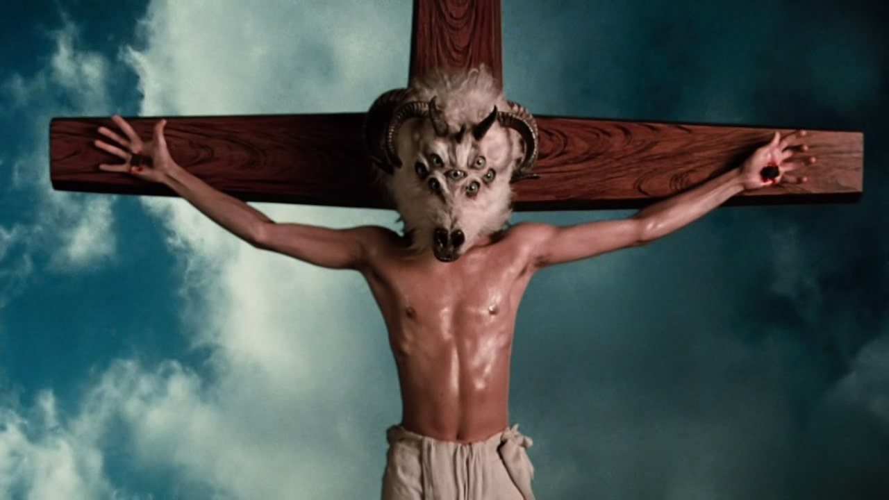 This is a film still from ALTERED STATES, screening at BFI Southbank as part of Terror Vision (30 SEP).