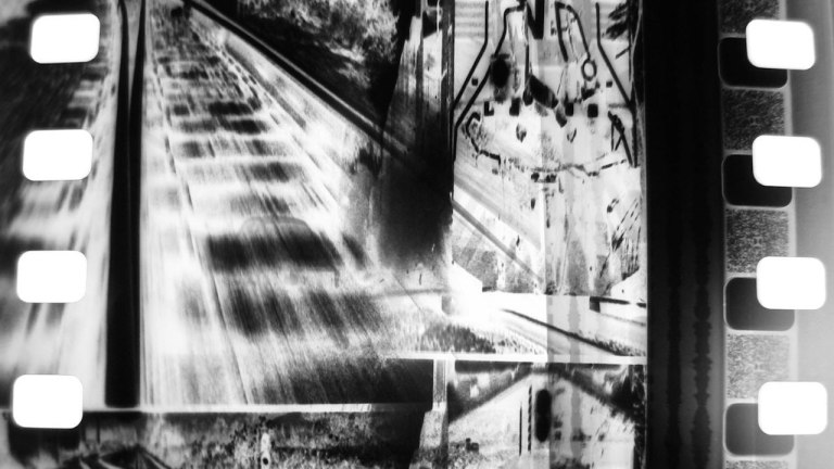 Sonic Cinema presents The Films of Peter Tscherkassky at Cafe Oto (24 OCT 2021)