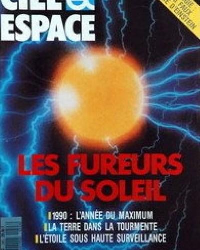 Ciel et Espace Nov. 89