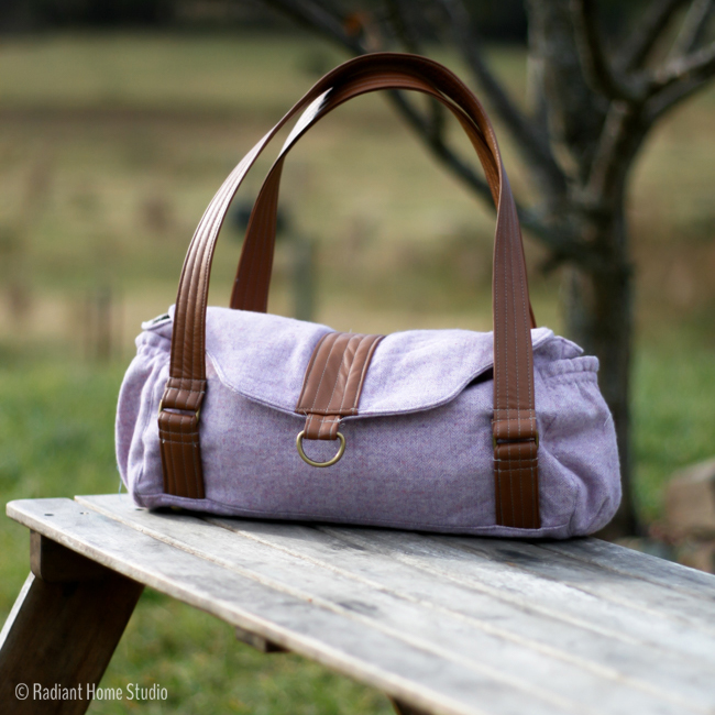 Evelyn Handbag | by ChrisW Designs | Radiant Home Studio