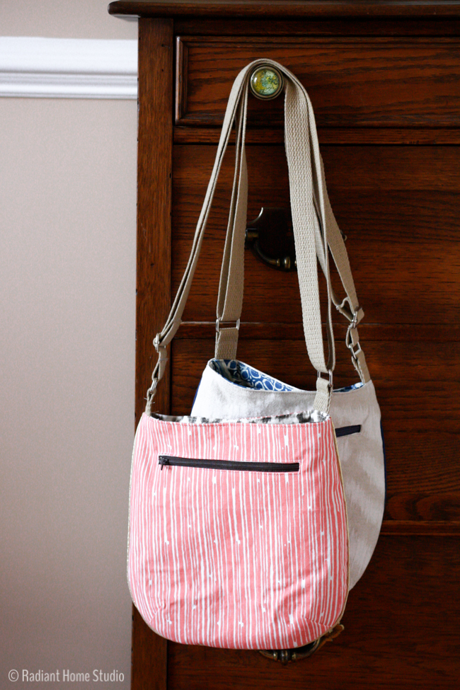Noodlehead Trail Totes | Radiant Home Studio