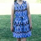 Mini Southport Dress   Radiant Home Studio