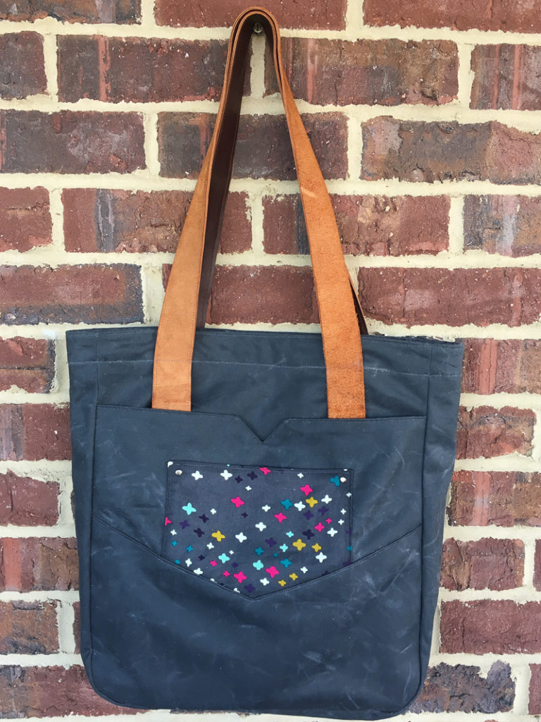 Penfield Pocket Tote   by Carrie   Radiant Home Studio