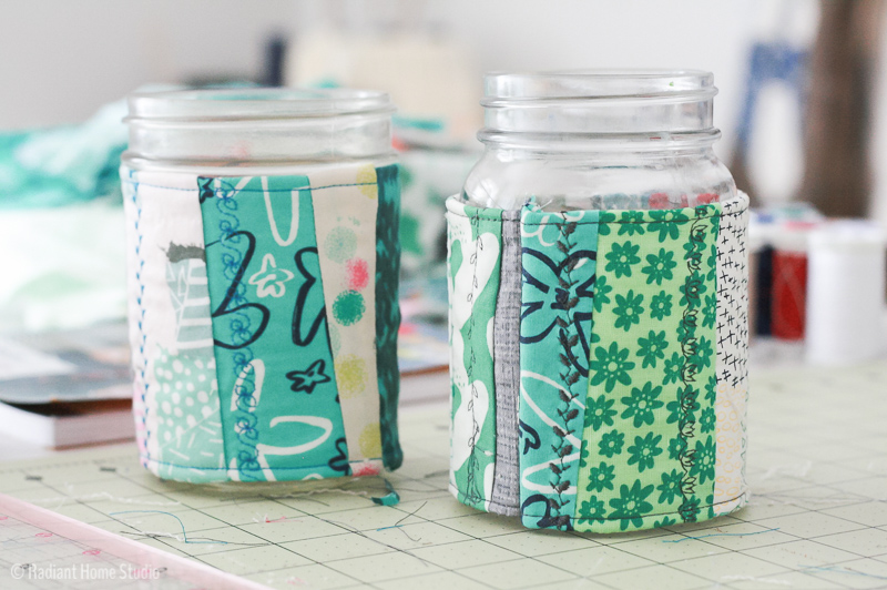 We Love to Sew Gifts Review & Pencil Cup | Radiant Home Studio