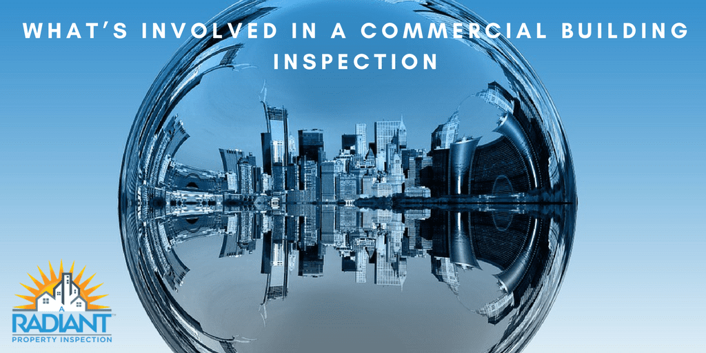 What's Involved In A Commercial Building Inspection