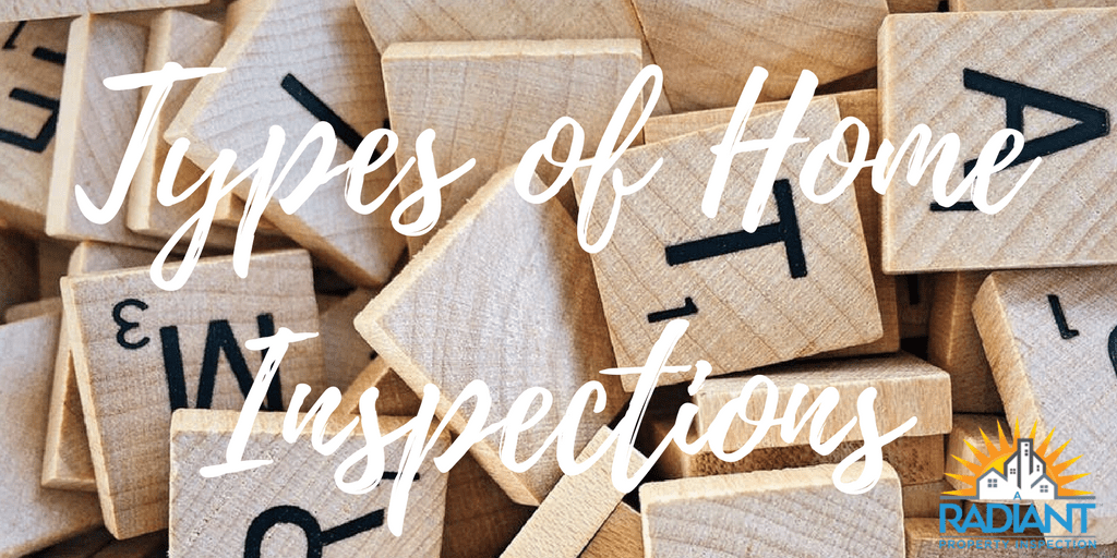 Types of Home Inspections