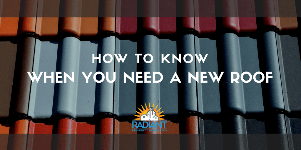 How to Know When You Need a New Roof