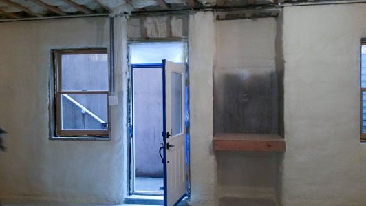 basement spray foam insulation - 2