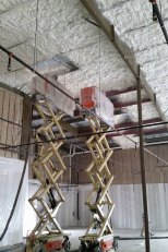 corrugated roof spray foam insulation - 2