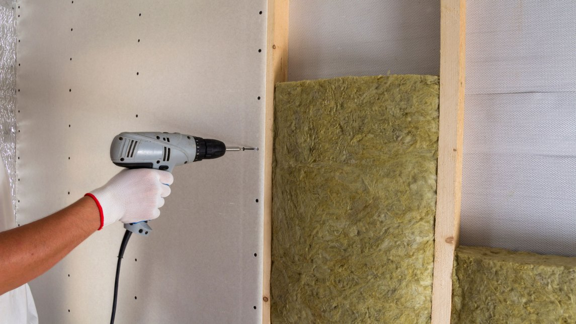 soundproofing with drywall