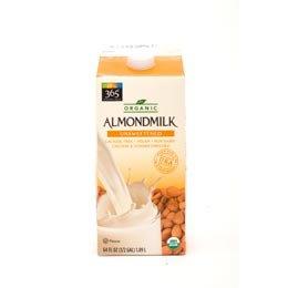 whole foods almond milk
