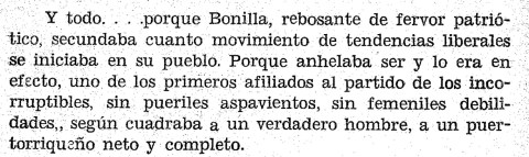 Juan Eusebio Bonilla Salcedo and the Autonomist PArty