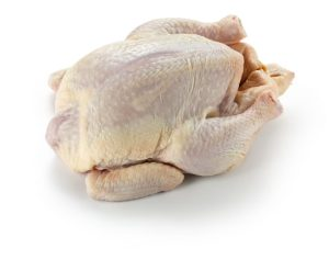 Fresh, organic chicken is a key ingredient for an immune system boosting chicken soup.