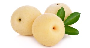 Asian pears with rock sugar are a super power natural remedy to stop a cough