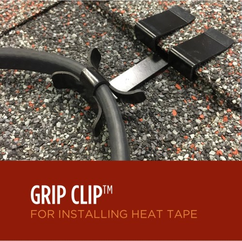 small resolution of grip clips for ice dam heat tape