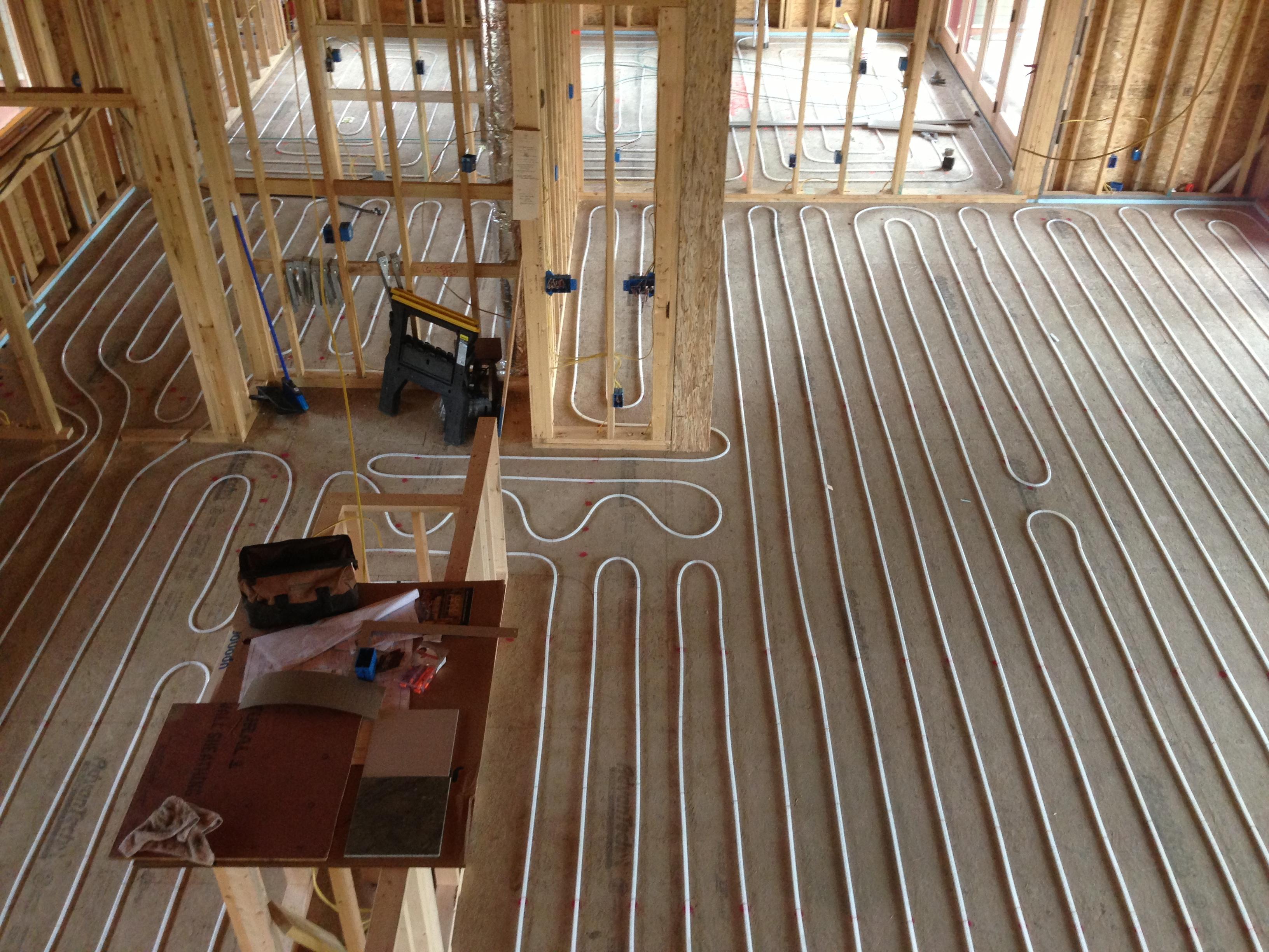 Radiant Floor Heating  Radiant Works